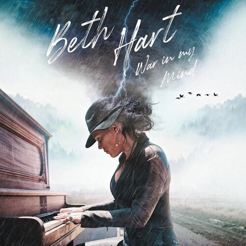Beth Hart - War In My Mind Tour 2021 - ***verlegt*** - 12.11.2021 - Arena - Trier
