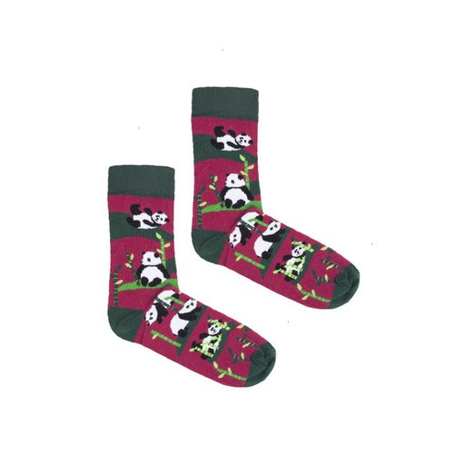 Kabak - Playful Pandas - Socks
