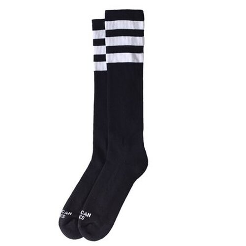 American Socks - Back In Black - Socken - Mid High